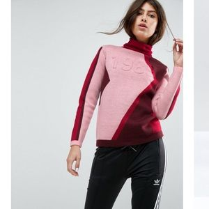 ASOS Sweater With Embossed Number Logo